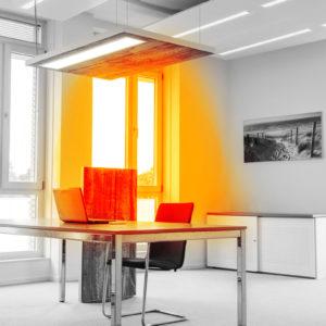 Infrarood + LED verlichting