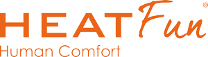 HeatFun infrarood verwarming Logo