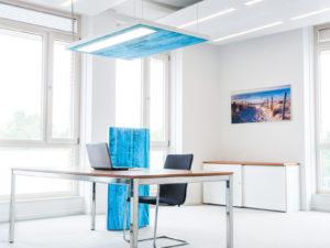 HeatFun infrarood werkplek verwarming