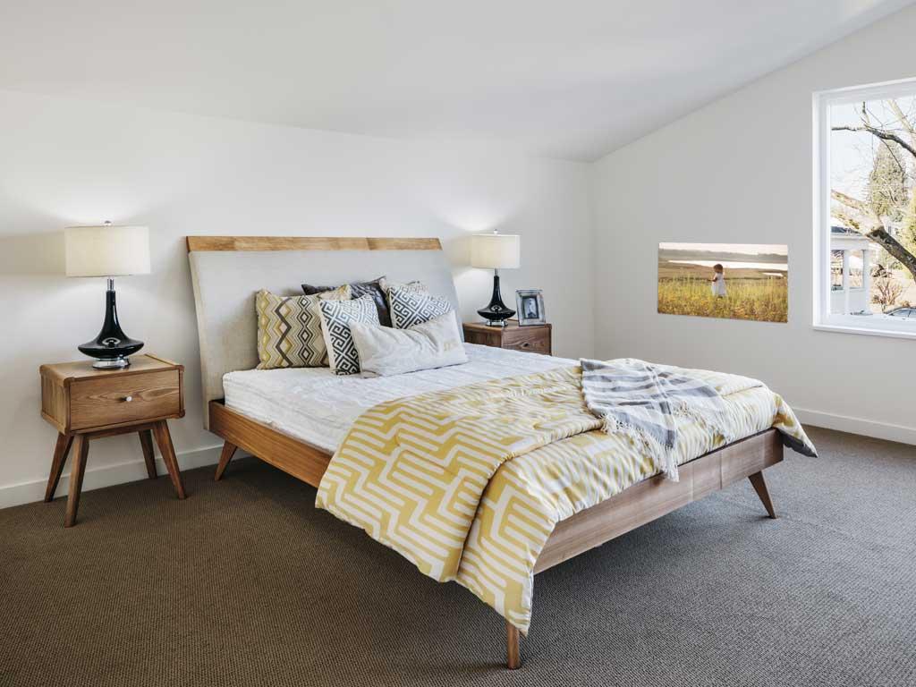 Infrarotheizung Schlafzimmer - HeatFun