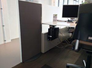 Werkplekverwarming verplaatsbaar HeatFun