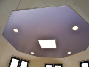 HeatFun infrarood verwarming op maat als plafond verwarming