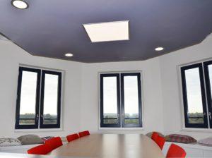 Infraroodverwarming plafondelement