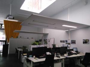 infraroodplafond verwarming op maat