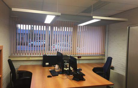 Werkplek verwarming kantoor