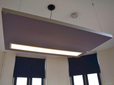 Verlichten en Verwarmen op de werkplek