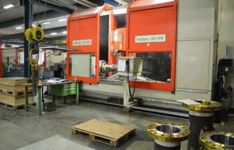 Werkplaats infraroodverwarming