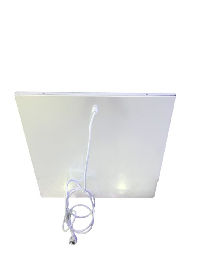 Achterzijde plafondtegel verwarming 60x60cm